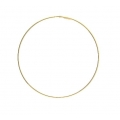14Kt Yellow Gold Slip On Bangle (1.90gr)