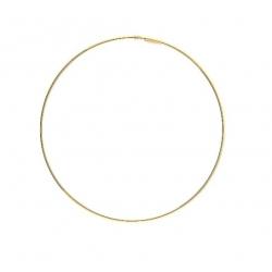 14Kt Yellow Gold Slip On Bangle (1.90gr)
