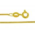 14Kt Yellow Gold Box Chain 012